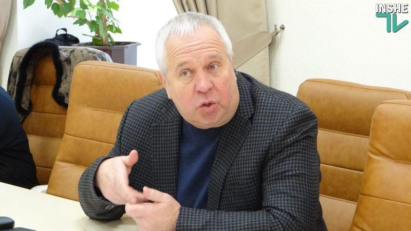 Депутат Исаков зарегистрировал проект решения о роспуске исполкома горсовета Николаева