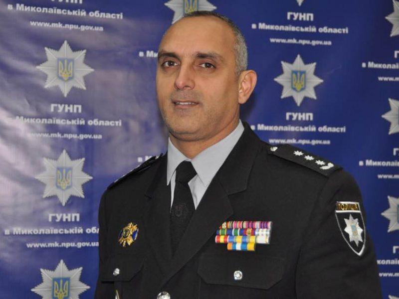 Начальник управления по борьбе с наркопреступностью николаевской полиции решил побороться за кресло городского головы Снигиревской ОТГ
