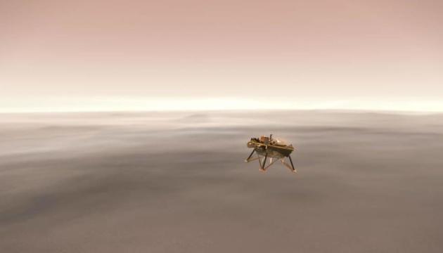 NASA транслирует в прямом эфире посадку своего зонда на Марсе