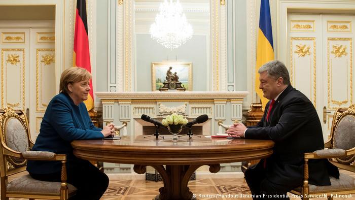 Зачем приезжала? Итоги визита Меркель в Украину