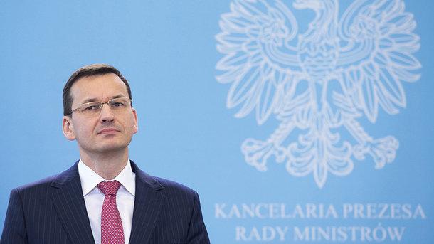 Премьер Польши процитировал Ленина, объясняя опасность «Северного потока – 2» для Украины и Европы