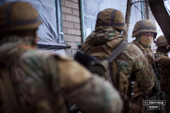 Оккупанты бьют из запрещенного оружия, один украинский боец погиб, трое — ранены
