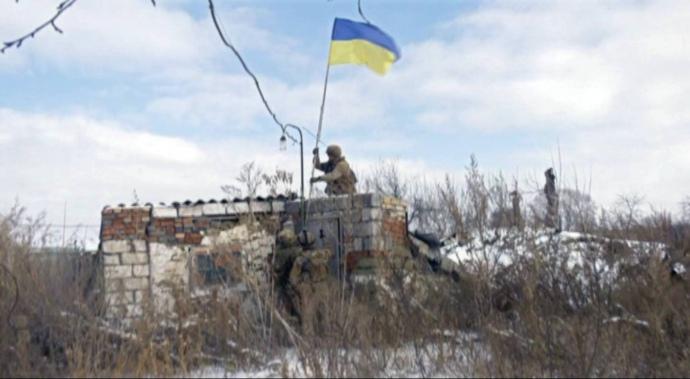 После провокаций боевиков Силы спецопераций провели зачистку села Рассадки в «серой зоне» на Светлодарской дуге