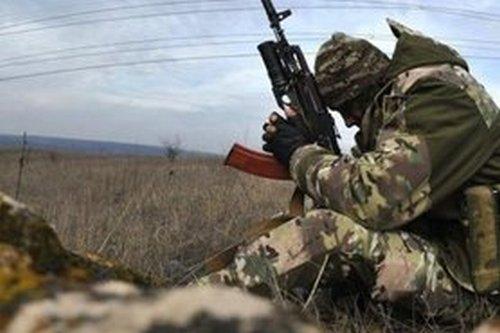 На Донбассе ранен украинский военный, его состояние тяжелое