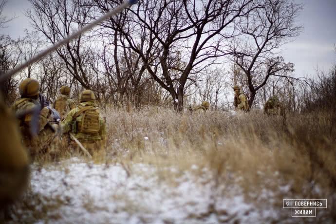 На Донбассе погиб военнослужащий ВСУ, еще двое ранены