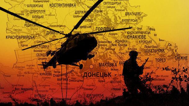 За прошедшие сутки боевики на Донбассе опять стреляли из запрещенного вооружения, ВСУ отвечали – Штаб ООС