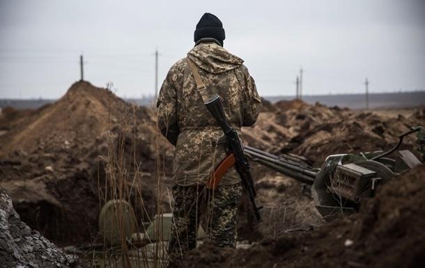На Донбассе подорвались двое военных