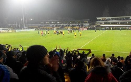 «Александрия» обыграла «Динамо» и вышла на вторую позицию в чемпионате Украины
