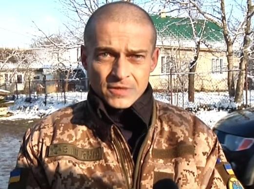 На Донбассе погиб начальник разведки 8-го горно-штурмового батальона