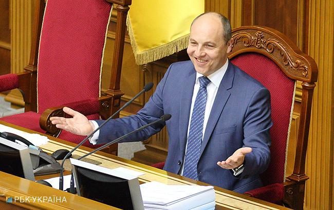 Рада назначила выборы президента на 31 марта 2019 года