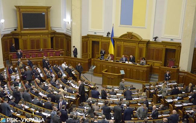 Регламентный комитет ВР рассмотрел вопрос инаугурации Зеленского