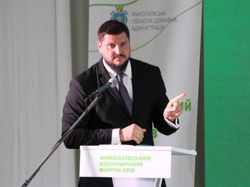 В Николаевской области за 2 года создано 20 тыс. рабочих мест, — Алексей Савченко