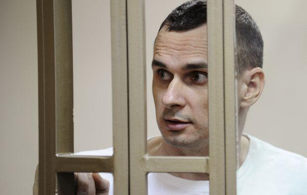 Сенцов в разговоре с правозащитницей спрашивал о Зеленском