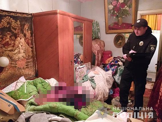Полиция объявила о задержании человека, который подозревается во вчерашнем убийстве одинокой старушки  в Николаеве