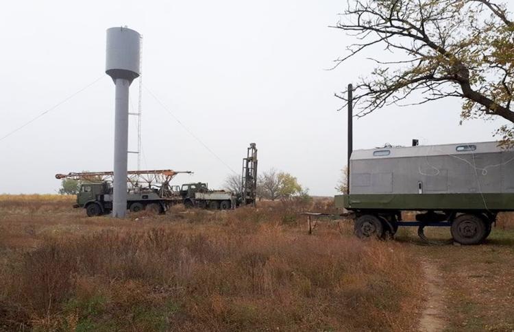 Радсадовская ОТГ успешно реализует проекты по улучшению водоснабжения с помощью облгосадминистрации