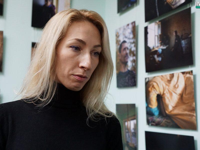 «Песнь о силе человека»: николаевский фотограф Слава Поседай представила новый социальный проект «Катарсис»