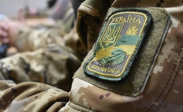 На Яворовском полигоне резервист ранил из автомата военного