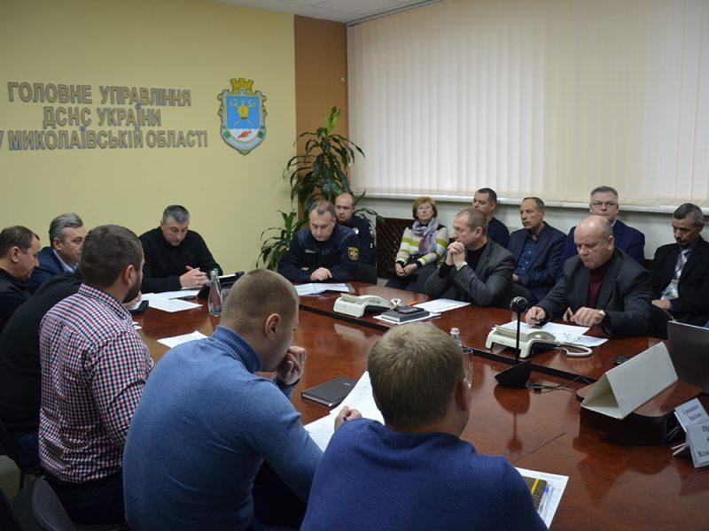 Снежных катаклизмов в Николаевском гидрометеоцентре не прогнозируют