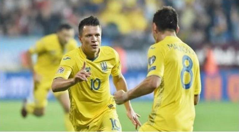 Стали известны все страны, с которыми Украина будет бороться за выход в финальную часть футбольного чемпионата Европы-2020