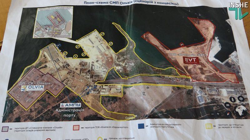 Николаеву для участия в конкурсе на концессию порта «Ольвия» на старте надо минимум 110-120 млн.грн. И Сенкевичу это рекомендуют