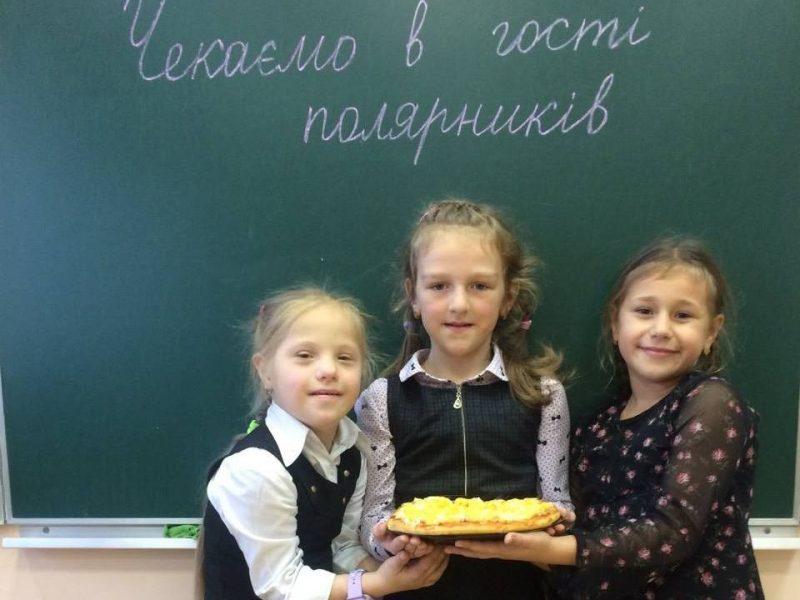 В трех школах Николаева побывают участники антарктических экспедиций от Украины