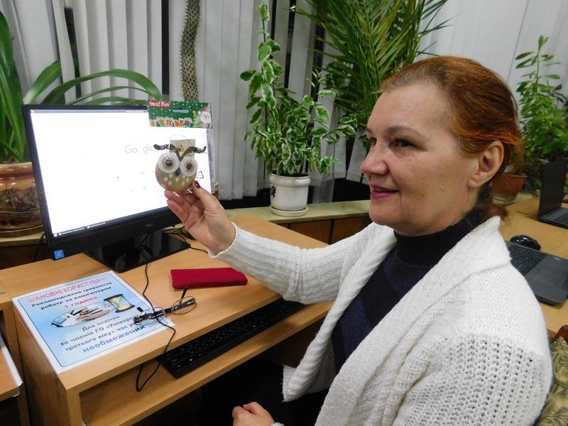 У образования нет границ: в Николаеве открылся информационно-компьютерный центр для людей преклонного возраста