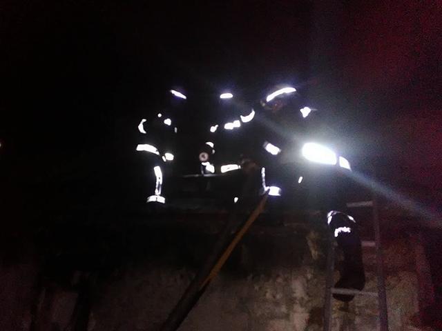 На Николаевщине за сутки на пожарах один человек погиб, еще двоих удалось спасти