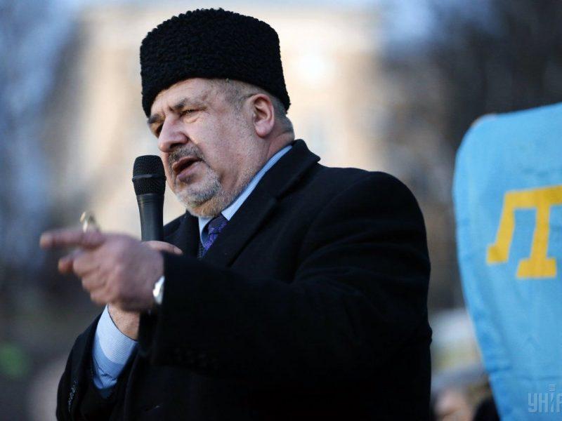 Чубаров: Молчание о Крыме в Париже будет как подарок для Путина