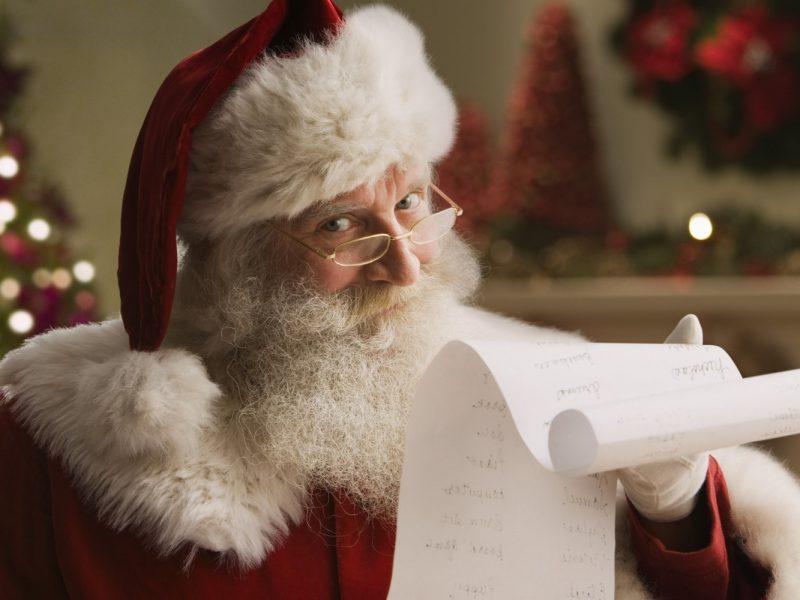 В США арестовали мужчину, который рассказывал детям, что Санта-Клаус не настоящий