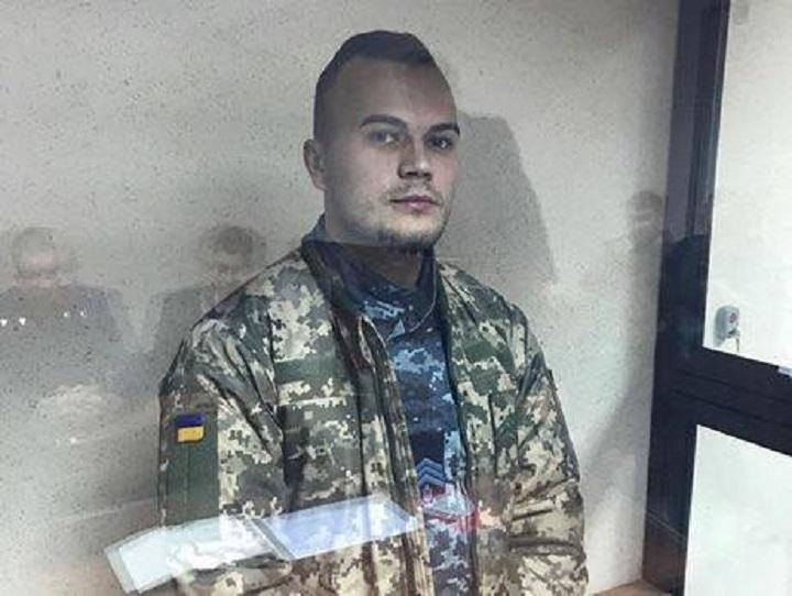 """Командир буксира """"Яны Капу"""" Мельничук отказался давать показания российскому суду"""