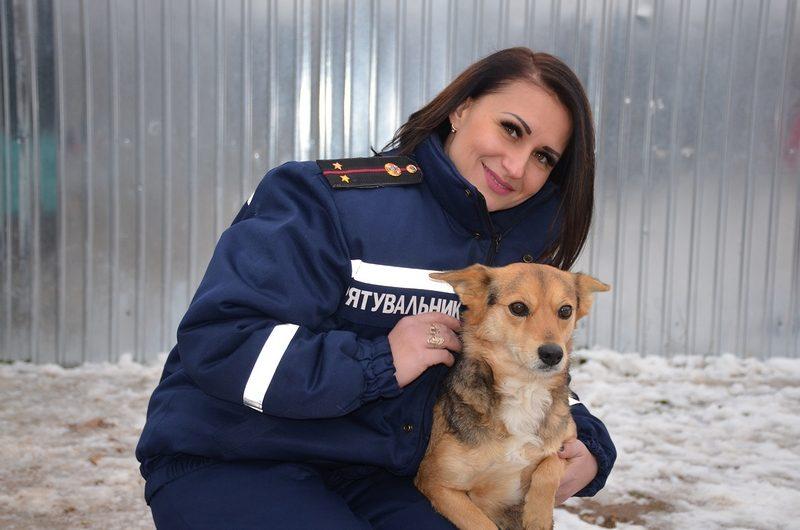 «Подаруй надію пухнастику»: спасатели Николаевщины будут пиарить питомцев приюта «Город собак», чтобы найти им хозяев