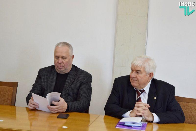 Николаев должен стать международным центром обслуживания яхт