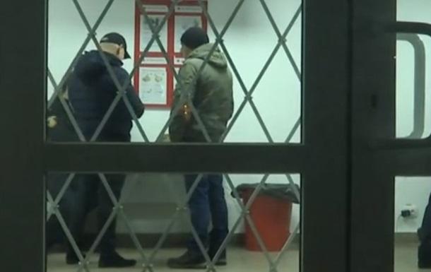 В почтовом отделении в Ровно нашли гранаты