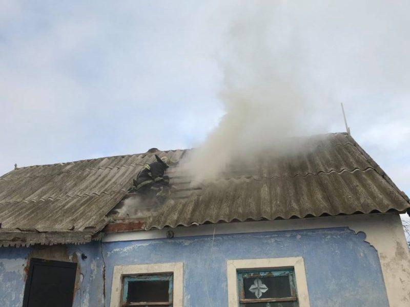 На Николаевщине семья отравилась угарным газом. К счастью, не насмерть