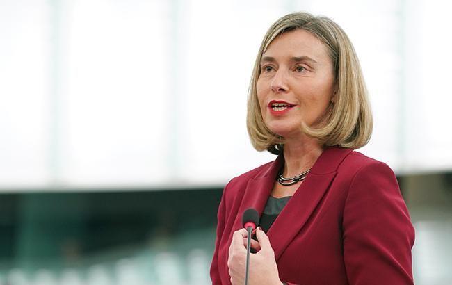 ЕС увеличит помощь юго-восточным регионам Украины – Могерини