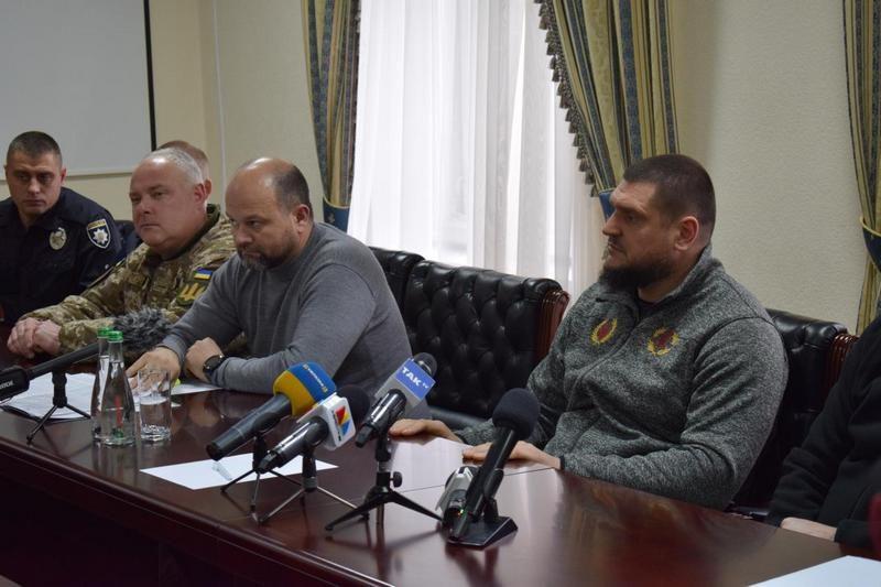 Силовики Николаевшины: Если у вас попытаются что-то забрать под предлогом военного положения, немедленно вызывайте полицию