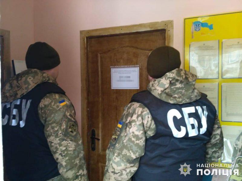 На Николаевщине чиновник территориального управления юстиции «погорел» на взятке в 2,5 тысячи гривен
