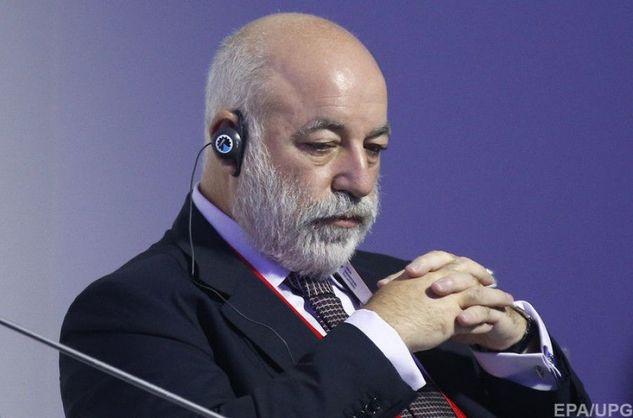 Российский олигарх Вексельберг обжаловал санкции США
