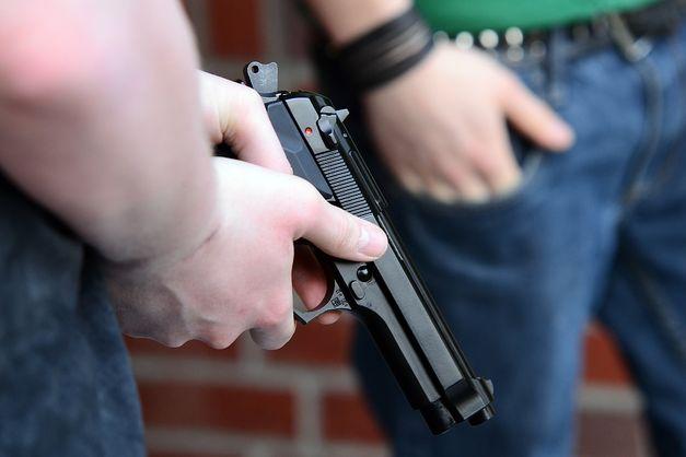В Одессе военнослужащий открыл стрельбу после перепалки