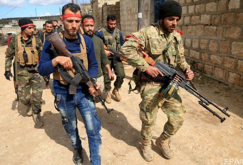 Курды выбили боевиков из последнего подконтрольного ИГ города в Сирии