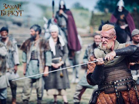 Вышел первый тизер украинской исторической драмы «Захар Беркут»