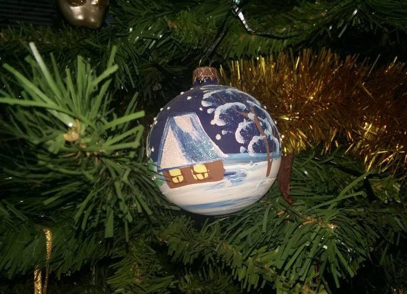Гусь — за елку! Новогодний фотоконкурс от Інше ТВ