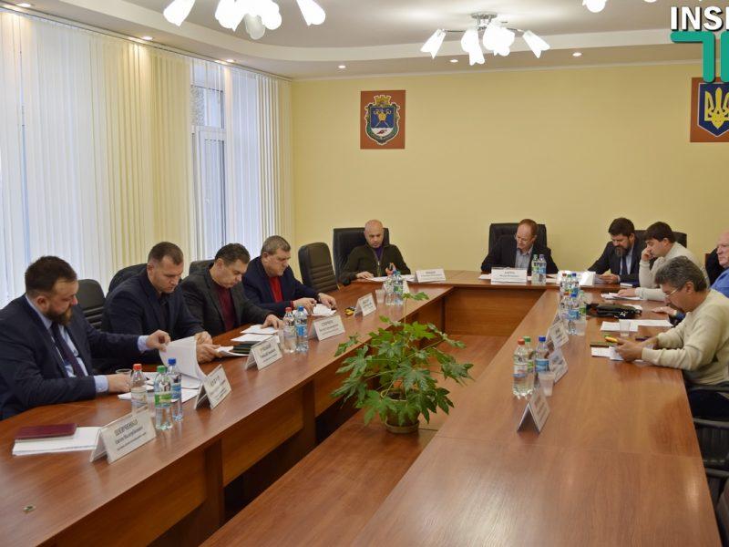 Депутаты Николаевского облсовета поспорили с вице-губернатором из-за микропроектов местного развития