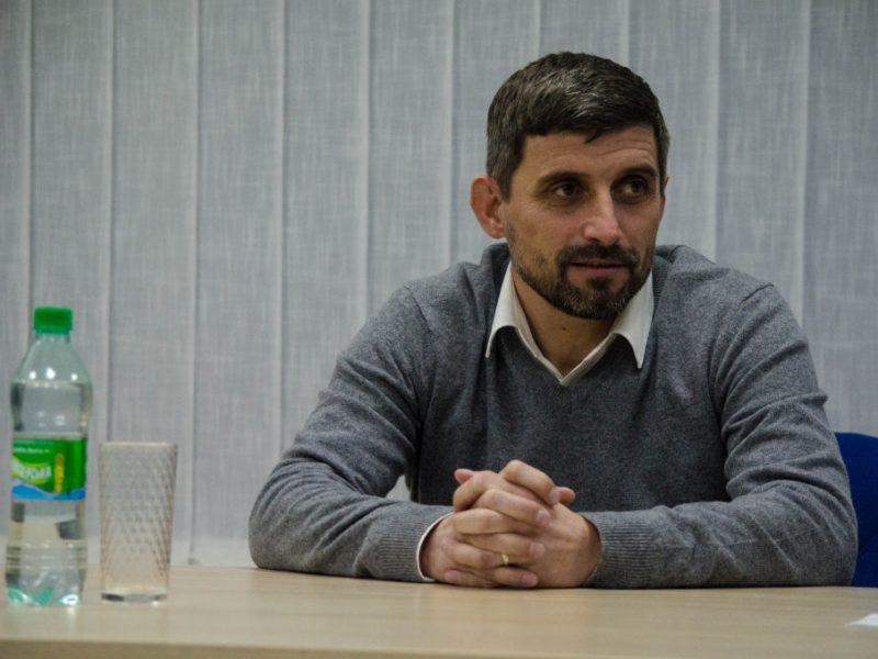 Новоназначенный наставник МФК Николаев дал первое интервью: «Первоочередная задача — познакомиться с коллективом»