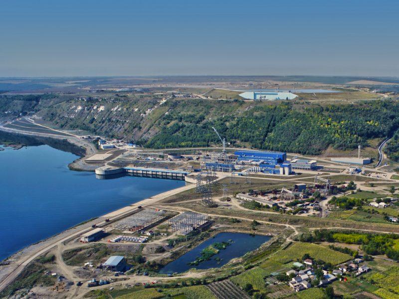 Украина договорилась о привлечении китайского кредита на полмиллиарда долларов на строительство Днестровской ГАЭС