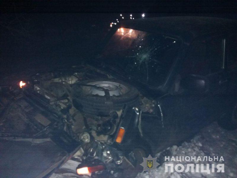 В ДТП под Николаевом пострадала 5-месячная малышка
