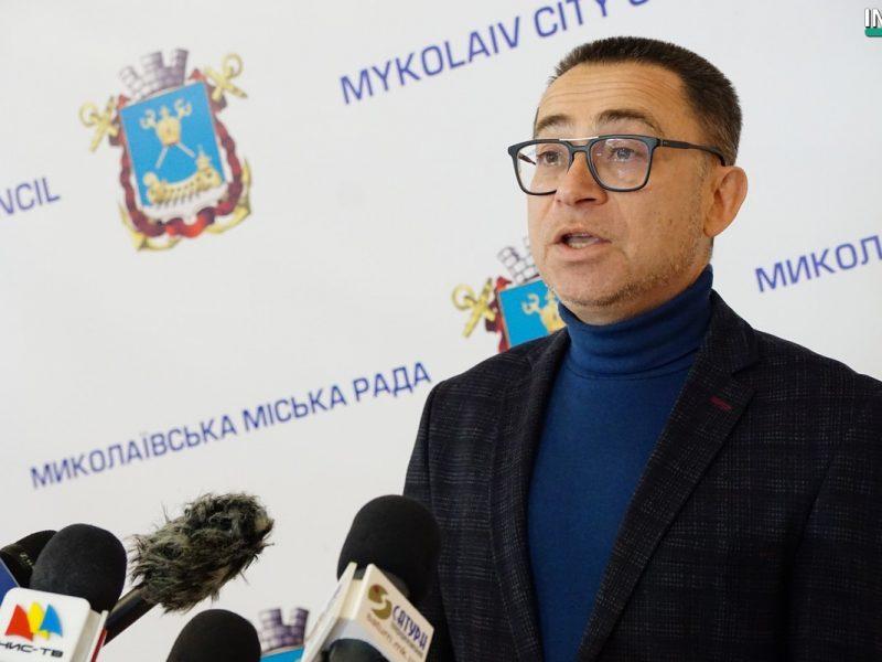 Отмечать новогодние праздники Николаев начнет с 19 декабря, невзирая на военное положение