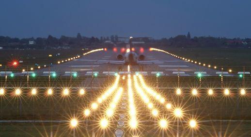 Николаевский аэропорт объявил тендер на реконструкцию светосигнального оборудования на 75 млн.грн