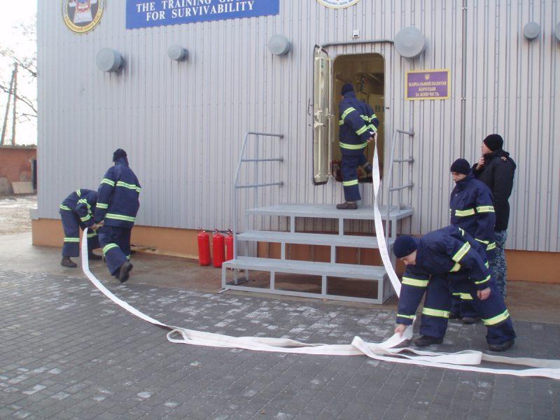 В Николаеве готовят моряков к службе на патрульных катерах Island по стандартам НАТО