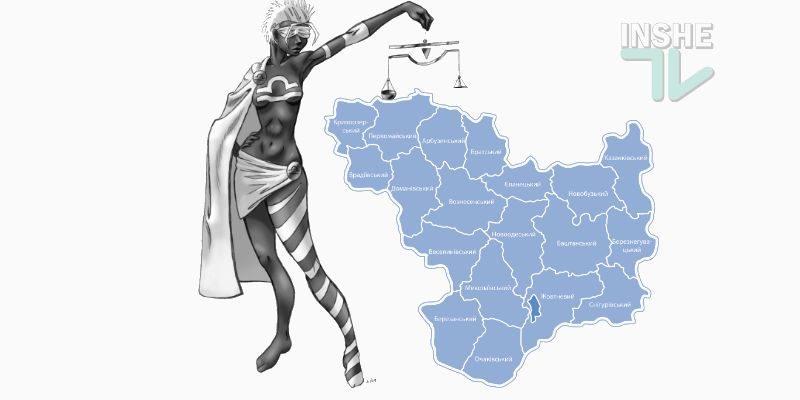 ТОП-13 самых громких судебных процессов в Николаеве прошлого года: старты с фанфарами и скромные финалы